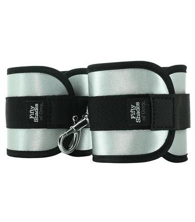 Fifty Shades Soft Handcuffs