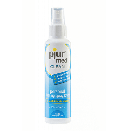 pjur med Clean Spray Intimate Hygiene