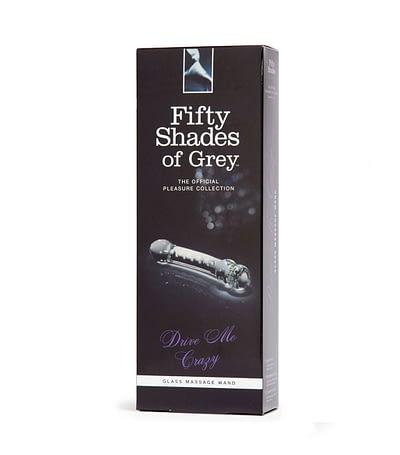 Fifty Shades Glass Massage Wand