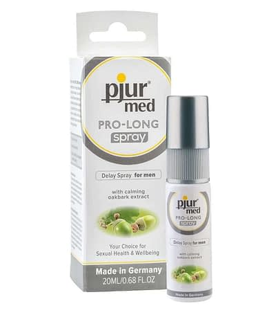 pjur med PRO-LONG Delay Spray