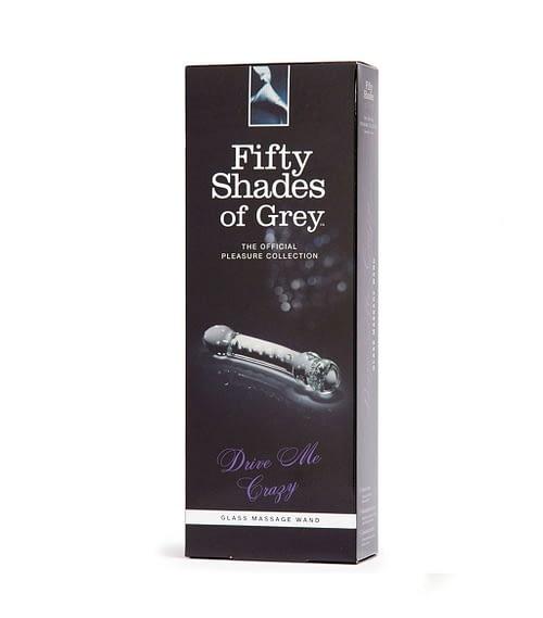 Fifty Shades Glass Massage Wand Drive Me Crazy 5