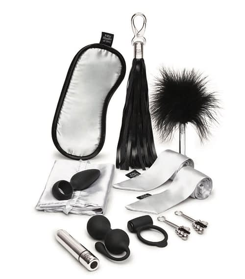 Fifty Shades Pleasure Overload Bondage Kits
